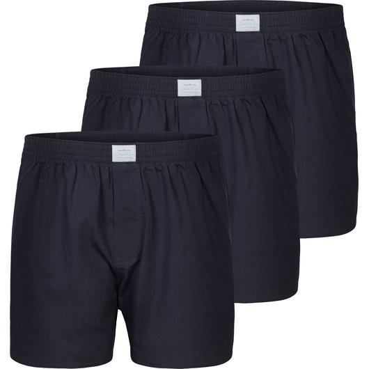 LAKEFORD & SONS - 3 Boxershorts aus hochwertiger Baumwolle