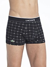 LACOSTE - 2 Mixed Cotton Stretch Trunks