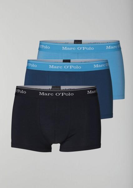 MARC O'POLO - 3 Trunks mit farblich abgesetzten Bund