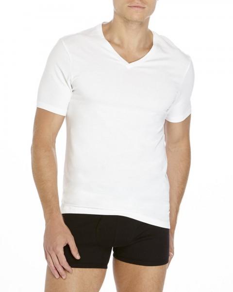 BREAD & BOXERS - Organic Cotton V-Neck T-Shirt