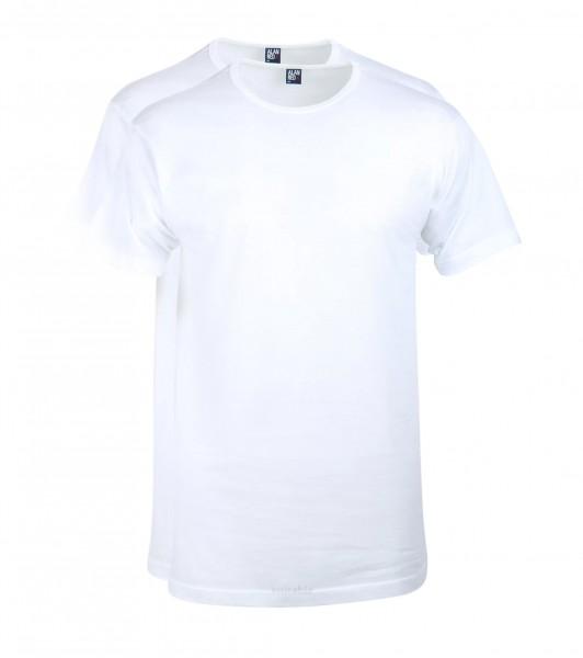ALAN RED - 2 Comfort Cotton Rundhals T-Shirts - Regular Fit
