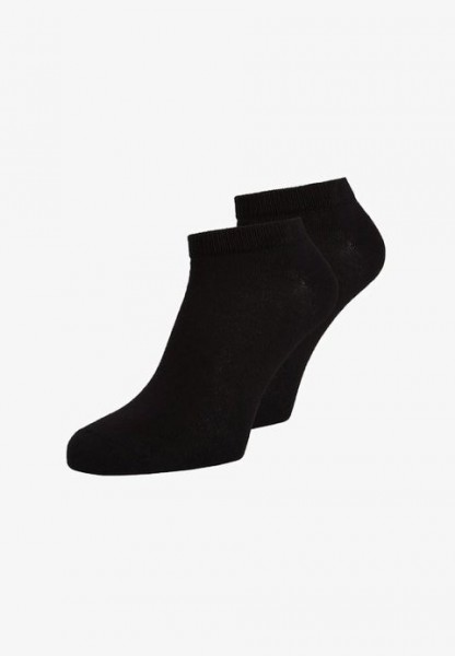 2-Pack Organic Cotton Sneakersocken