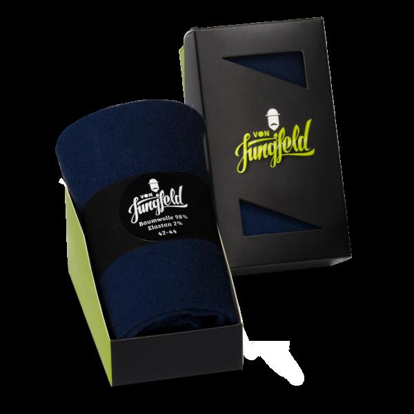 VON JUNGFELD - Modische Socken für Individualisten - Lönneberga
