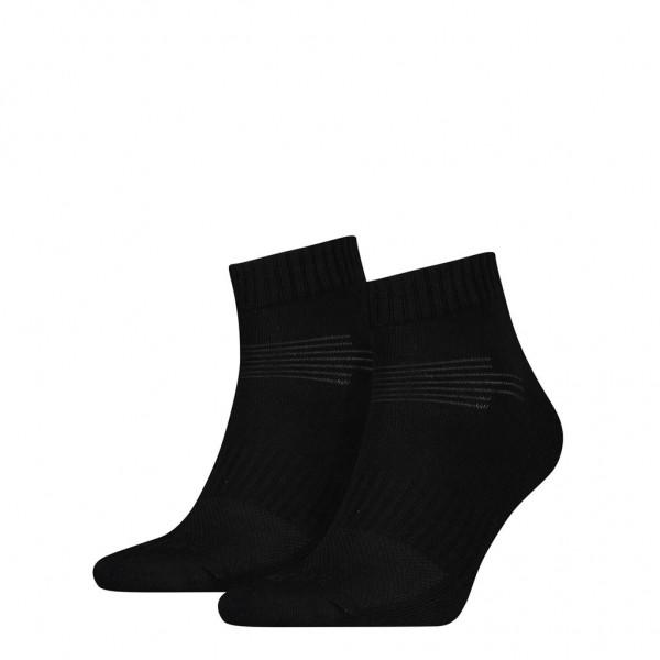 2-Pack Sport Quarter Socks