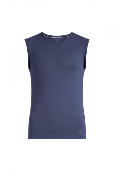 MicroModal Rundhals-Shirt ohne Arme