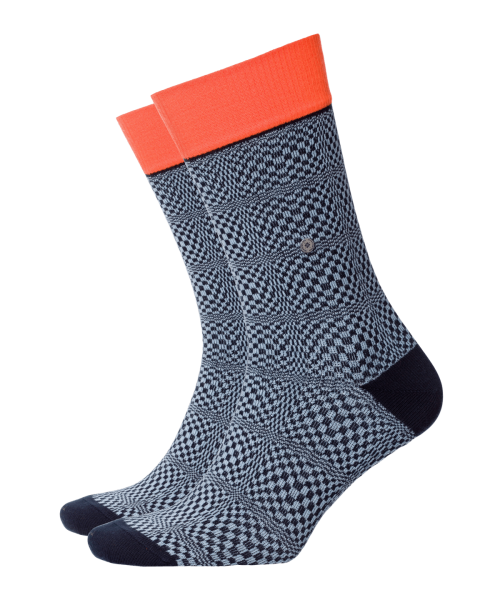 BURLINGTON - Fashion-Socken mit individuellem Muster