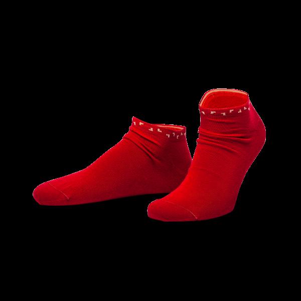 VON JUNGFELD - Modische Sneakersocken für Individualisten -