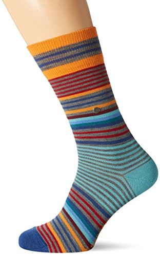 BURLINGTON - Fashion-Socken mit individuellem Muster