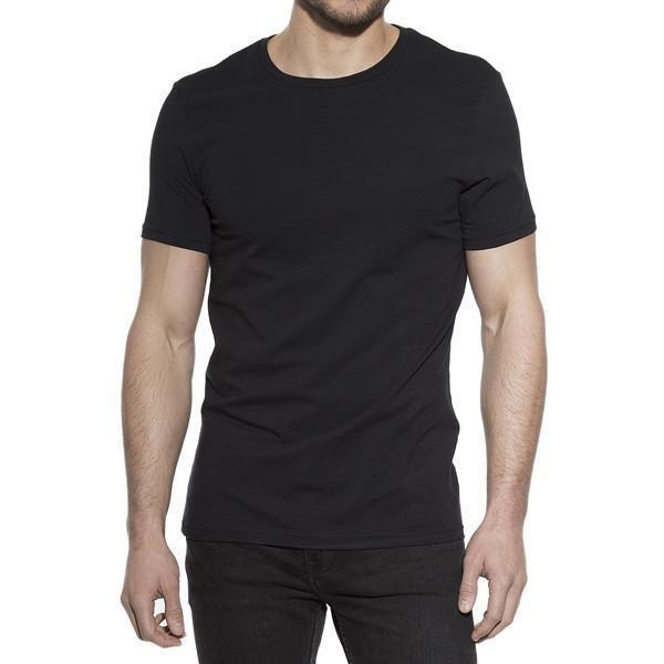 Organic Cotton Crew-Neck T-Shirt