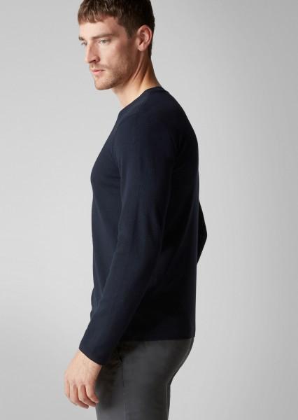 Organic Cotton T-Shirt Langarm