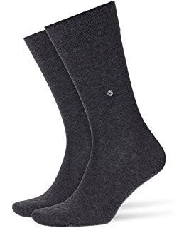 BURLINGTON - Klimaregulierende Socken aus Schur- und Baumwolle