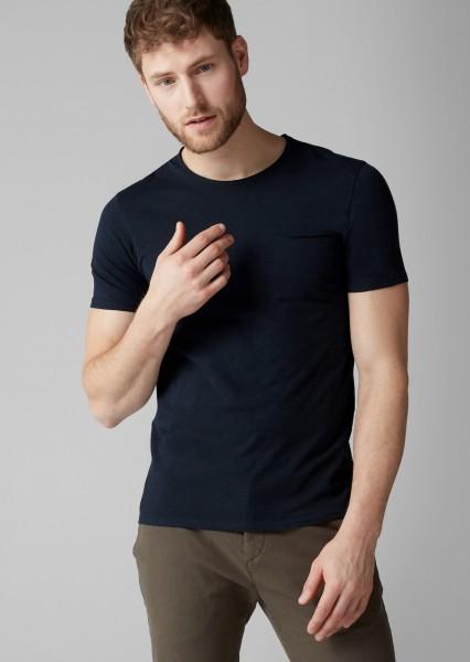 MARC O'POLO - modisches T-Shirt mit Brusttasche