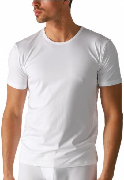 MEY - Dry Cotton T-Shirt mit Rundhals