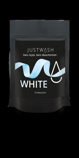 White - 50 Waschmittel-Pods