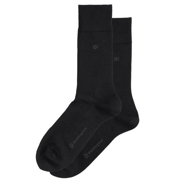 Klimaregulierende Socken aus Schur- und Baumwolle