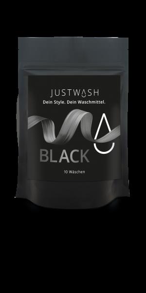 Black - 50 Waschmittel-Pods