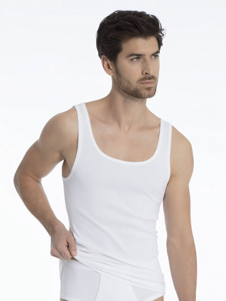 Twisted Cotton Athletic Shirt