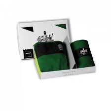 VON JUNGFELD - 2-Pack Boxerbriefs schwarzwald