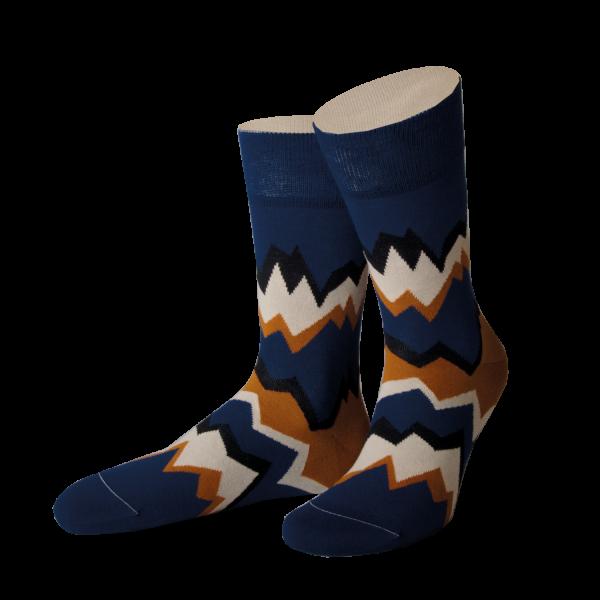 Modische Socken